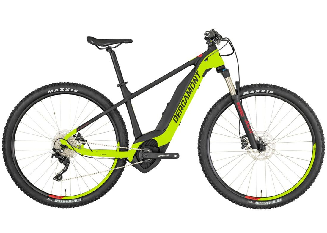 Bergamont E-Revox 6 29 lime green 271930 E-Bike