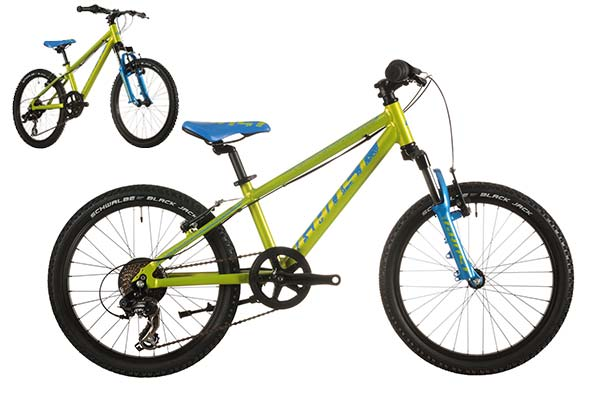 POWERKID 20 limegreen-blue SV MG 9822
