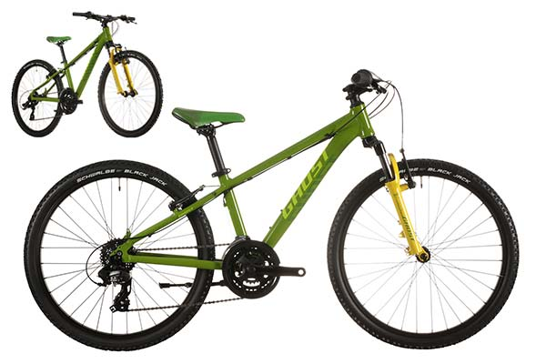 POWERKID 24 green-limegreen-darkgreen SV MG 9810